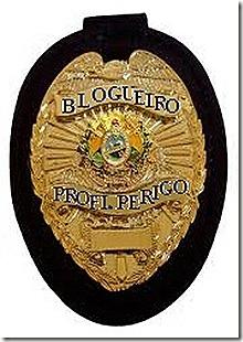 Blogueiro-prof perigo