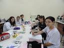Turmas do Ensino Fundamental realizam aulas no Laboratório de Ciências