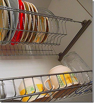 italian drying rack