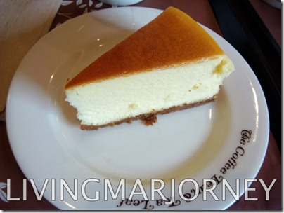 CBTL Chicago Cheesecake