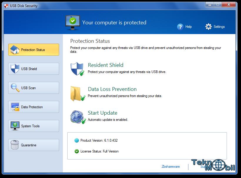 USB Disk Security v6.4.0.136 Full