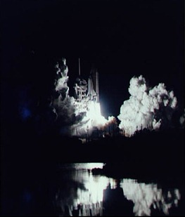 sts-63 launch