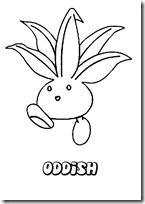oddish colorear (1)