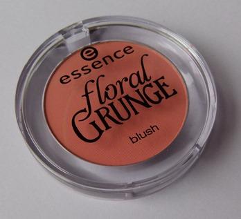 Floral Grunge Blush