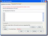 Download automatici di file e liste link da Megaupload e Rapidshare su Firefox