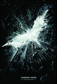 The Dark Knight Rises - poster.