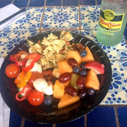 Corner Market Lunch