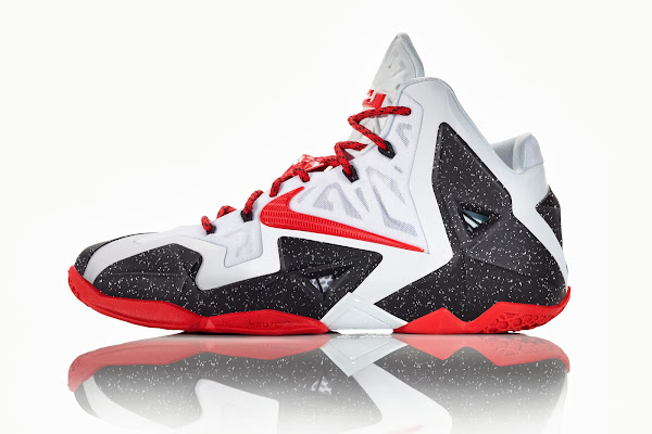 NIKEiD LeBron XI Goes Live King James Shares a Message