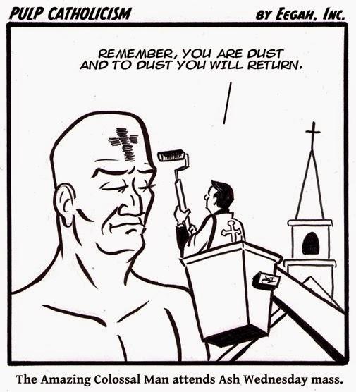 Pulp Catholicism 108