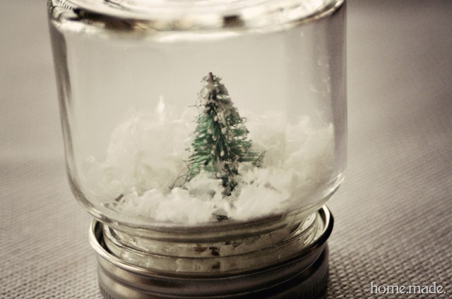 Snowglobe home.made.