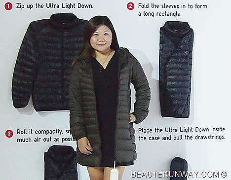 UNIQLO ULTRA LIGHT DOWN JACKET SINGAPORE  INNOVATION PROJECT BEAUTERUNWAY