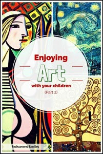 Enjoying-art-with-your-children from Rediscovered Families