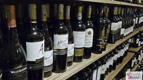 El Gourmet Urbano - vinos