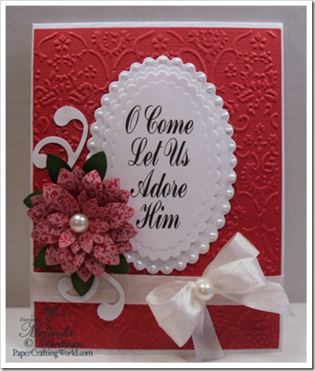 o come let us adore card-350