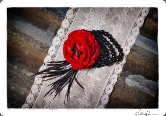 20110818-1297 ranunculus bracelet  bloomers flowers blogspot