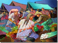 hugo-gonzalez-ayala-mercado-solola-pintores-latinoamericanos-juan-carlos-boveri