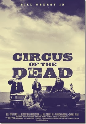 CircusOfTheDead Poster