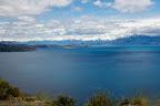 Lago General Carrera (C'est le même que le lago Buenos Aires mais il a un nom différent au Chili)