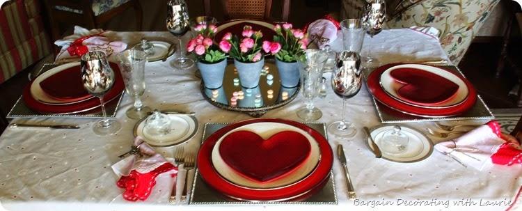 VALENTINE TABLE