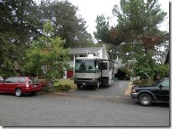 Dave and Joan's house Lakewood WA