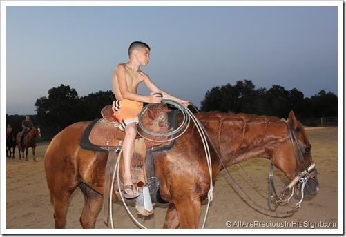 Vlad and Dima horses 013