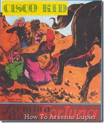 P00005 - Cisco Kid #5