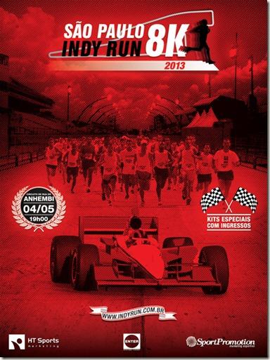 Indy Run 8K