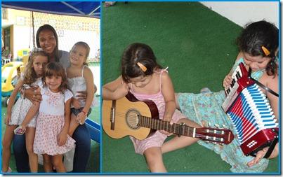 Cafe da manhã Infantil 5 para Rosa9
