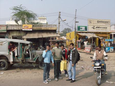 Imagini India: gata de drum
