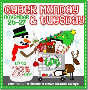 cyber monday button