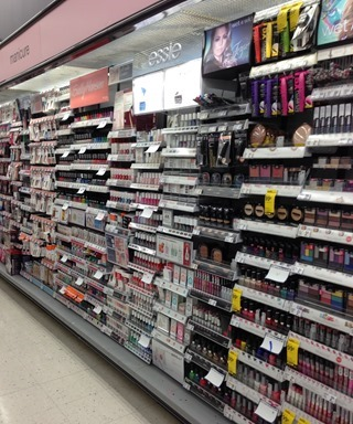 The Manicure Section! Drool! #walgreensbeauty #shop #cbias