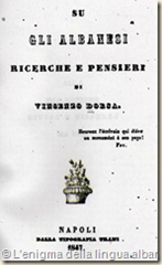 Frontespizio del libro