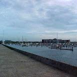 in IJmuiden, Noord Holland, Netherlands
