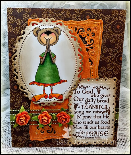 Sassy Cheryl's Stamps, Our Daily Bread designs