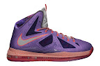 nike lebron 10 gr allstar galaxy 0 01 Release Reminder: Nike LeBron X All Star Limited Edition