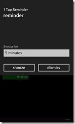 SimpleReminderScreenshot