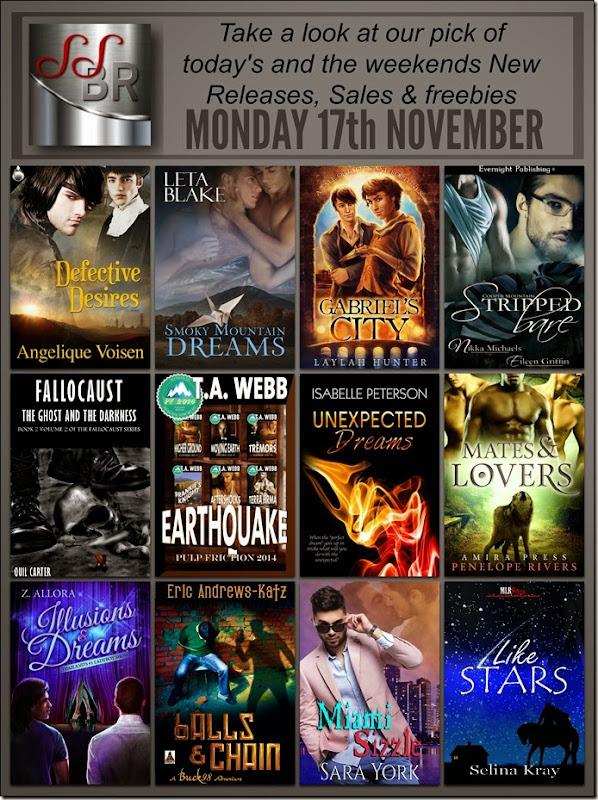 Monday 17th November