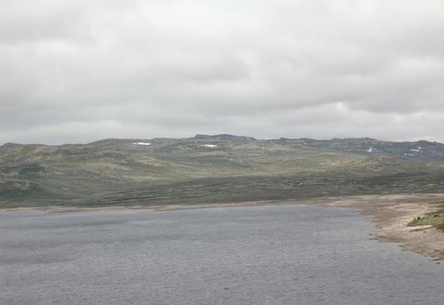 Tinn-Valdres-Sjoa juli 12011