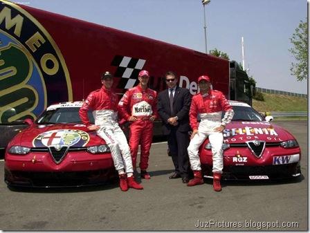 Alfa Romeo 156 GTA Autodelta (2003)5