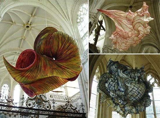 Esculturas papel Peter Gentenaar 10