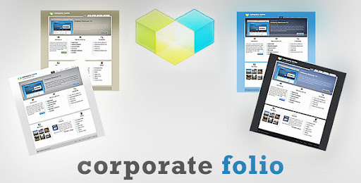 CorporateFolio - ThemeForest Item for Sale