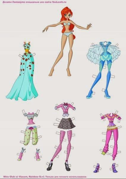 Winx Club: Bloom ubier...