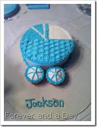 Jackson - Buggy Cake