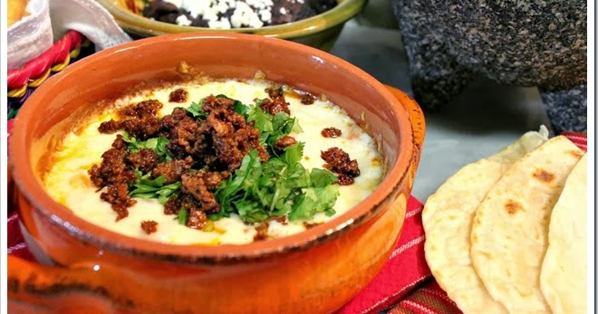 how to make authentic mexican queso