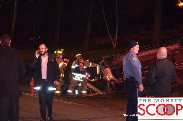 Overturned Vehicle On Saddle River Rd. & South Monsey Rd - DSC_0001.JPG