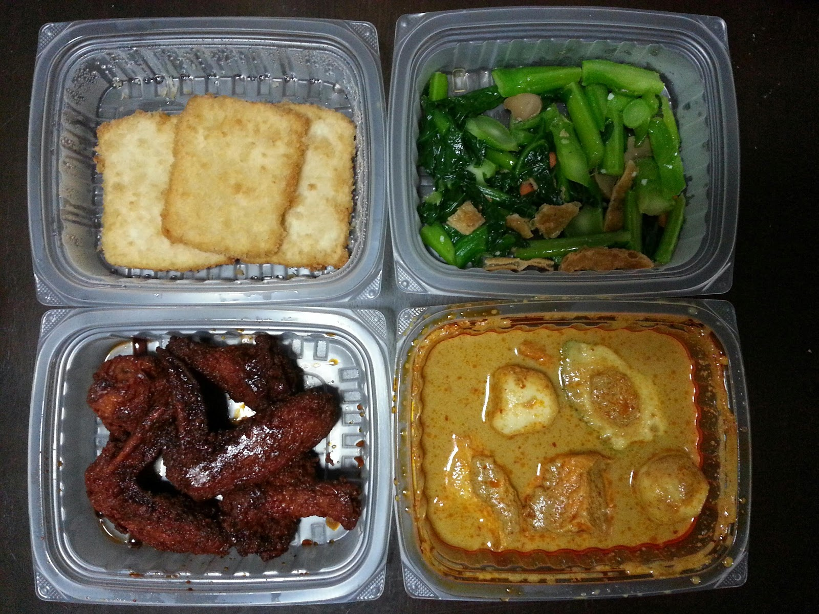 The happily after Changs: Kim\'s Kitchen Tingkat Trial Review