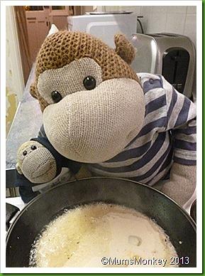Pancake disaster