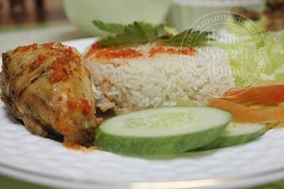 resipi nasi ayam chef wan