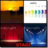 STAGE- 4 Pics 1 Word Answers 3 Letters