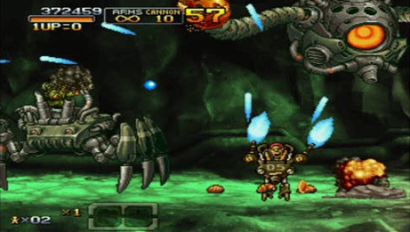 Free Download [PSP] Metal Slug XX PSP Games (English)